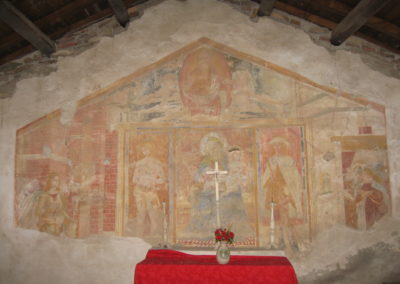 Chiesa Madonna dei Santi